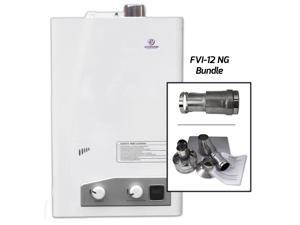 Eccotemp FVI12-NG Vertical Bundle