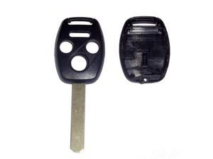 Keyless Entry Remote Replacement Key Shell And Key 4 Button Without Chip Box Fits Honda CRV OUCG8D 380H A , 850G-G8D380HA,CIVIC , 35111-SVA-306