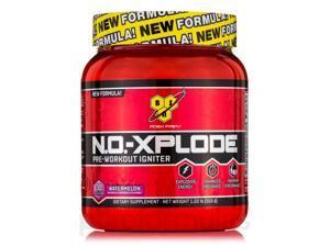 N.O.-Xplode Pre-Workout Igniter Watermelon - 30 Servings (1.22 lbs, 555 Grams) b