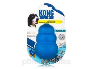 KONG Blue Toy for Large Dogs (30-65 lbs / 15-30 kg) - 1 Count by Kong