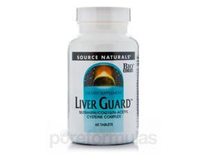 Liver Guard - 60 Tablets by Source Naturals