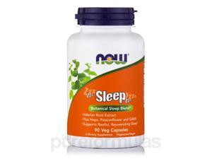 Sleep - 90 Vegetarian Capsules by NOW