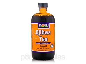 Ojibwa Tea Liquid - 16 fl. oz (473 ml) by NOW