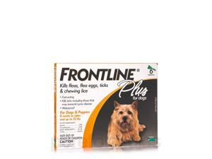 Frontline? Plus for Dogs and Puppies (8 weeks or older and up to 22 lbs) - 6 App