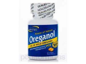 Oreganol 140 mg - 60 Softgels by North American Herb and Spice