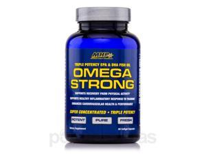 Omega Strong - 60 Softgels by MHP
