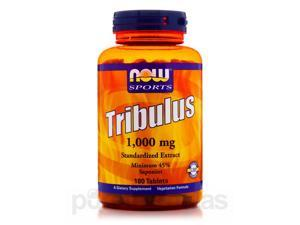 NOW Sports - Tribulus 1000 mcg - 180 Tablets by NOW