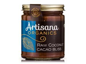 Organic Raw Coconut Cacao Bliss - 8 oz (227 Grams) by Artisana