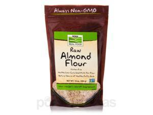 NOW Real Food - Raw Almond Flour - 10 oz (284 Grams) by NOW