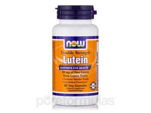 Lutein Esters 20 mg - 90 Veg Capsules by NOW