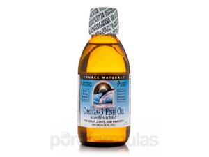 ArcticPure Omega-3 with EPA & DHA - 6.76 fl. oz (200 ml) by Source Naturals