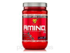 Amino X Grape - 30 Servings (15.3 oz / 435 Grams) by BSN