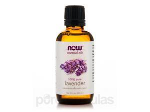 NOW Essential Oils - Lavender Oil - 2 fl. oz (59 ml) by NOW