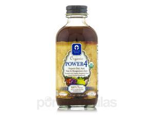 Organic Power 4 - 4 fl. oz (118 ml) by Genesis Today