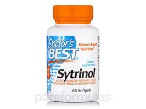 Doctor's Best Sytrinol (150 mg) 60 SoftGels