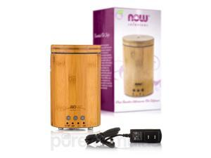 Now Foods Solutions, Ultrasonic Real Bamboo Essential Oil Diffuser