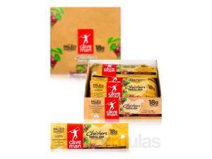 Chicken Primal Bar, Sweet Cherry - Box of 12 Bars (1.5 oz / 42 Grams Each) by Ca