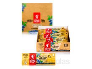 Chicken Primal Bar, Blueberry Pepper - Box of 12 Bars (1.5 oz / 42 Grams Each) b