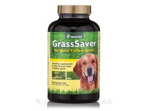GrassSaver for Dogs - 500 Chewable Tablets by NaturVet