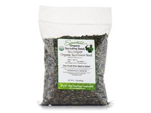 Sproutman Organic Sunflower Seed - 1 lb (454 Grams) by Tribest