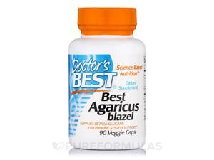 Doctor's Best Best Agaricus blazei (400 mg) 90 Capsules