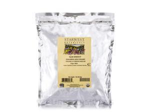 Organic Fenugreek Seed - 1 lb (453.6 Grams) by Starwest Botanicals
