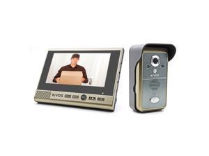 Wireless Motion Sensor Door Intercom System Door Wifi Camera Video Door Phone Dual Audio Video Intercom PIR Sonnette Wifi Video  Remote Unlock Function KDB700 1V1