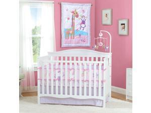 Summer Infant Pretty Pals 4 Piece Nursery Set