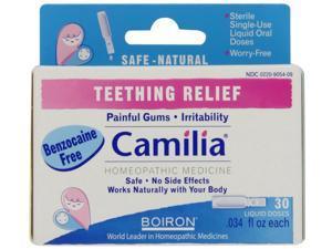 Boiron Camilia Teething Relief - 30 doses