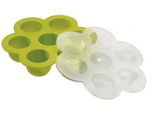 Beaba Babycook Multiportions Baby Food Freezer Tray - Green