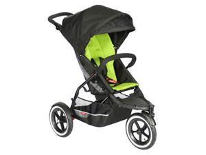 Phil&Teds® Explorer™ Buggy in Black and Apple
