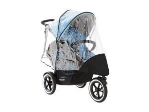 Phil&Teds Navigator Double Stroller Storm Cover