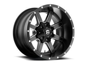Fuel D538 Maverick 18x12 8x170 -44mm Black/Milled Wheel Rim