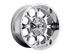 Fuel Offroad D516 Krank 20x10 8x170 -24mm Chrome Wheel Rim