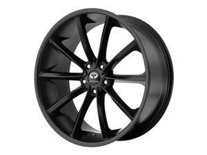 Lorenzo WL32 18x9.5 5x114.3 +40mm Satin Black Wheel Rim