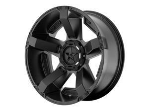 XD Series XD811 Rockstar 2 17x8 8x170 +10mm Matte Black Wheel Rim