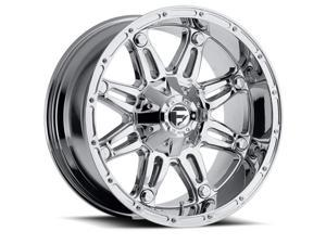 Fuel Offroad D530 Hostage 17x9 8x165.1 +1mm Chrome Wheel Rim