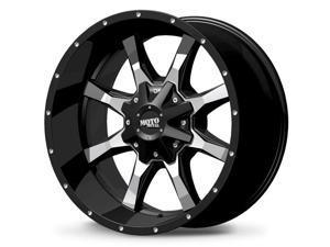 Moto Metal MO970 18x10 8x170 -24mm Black Wheel Rim