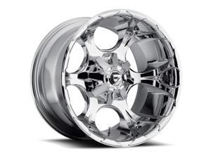 Fuel Offroad D522 Dune 20x10 6x135/6x139.7 -12mm Chrome Wheel Rim