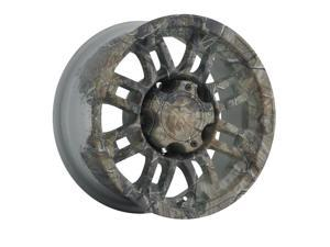 Vision 375 Warrior 17x8.5 8x170 +18mm Camo Wheel Rim