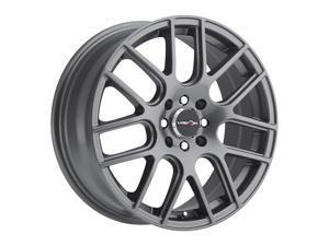 Vision 426 Cross 15x6.5 5x100/5x114.3 +38mm Gunmetal Wheel Rim