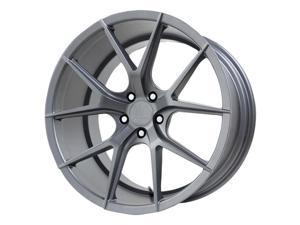 Verde V99 Axis 19X8.5 5x114.3 +32mm Graphite Wheel Rim
