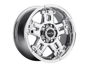 Vision 394 Warlord 20x9 8x180 +25mm Chrome Wheel Rim