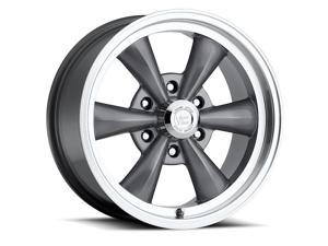 "Vision 141 Legend 6 17x8 6x139.7/6x5.5"" +0mm Gunmetal Wheel Rim"