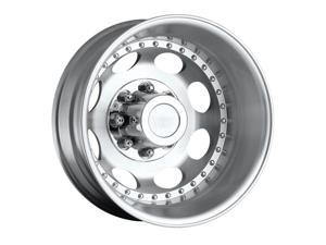 Vision 181 Hauler Dually Rear 17x6.5 8x170 -143mm Machined Wheel Rim