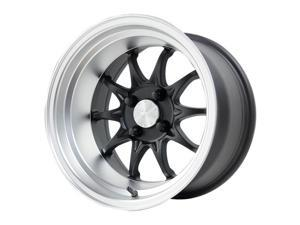 Verde V26 Boost 15X8 4x100 +0mm Matte Black Wheel Rim