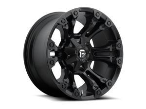 Fuel D560 Vapor 18x9 6x135/6x139.7 -12mm Matte Black Wheel Rim
