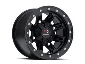 Vision Five-Fifty ATV/UTV 12x8 4x156 -10mm Matte Black Wheel Rim