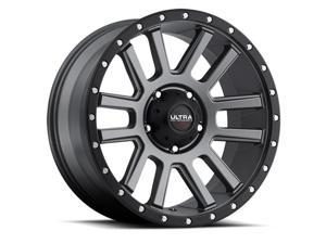 Ultra 107GN Xtreme 18x9 8x180 +12mm Graphite/Black Wheel Rim