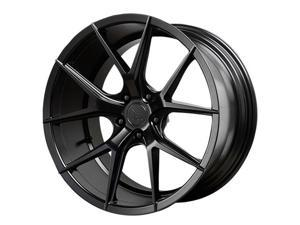 Verde V99 Axis 19x8.5 5x115 +38mm Satin Black Wheel Rim
